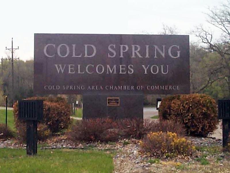 Cold Spring Mn >> Cold Spring Mn